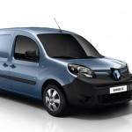 Gama de coches eléctricos Renault