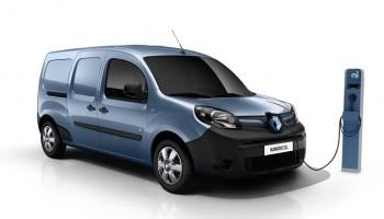 Gama ZE de coches eléctricos de Renault