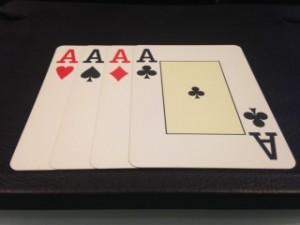 Términos básicos para jugar al poker Texas Hold´m