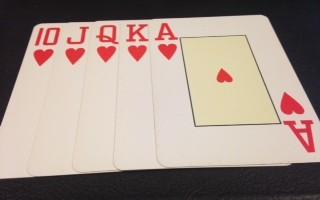 Manos ganadoras del póquer