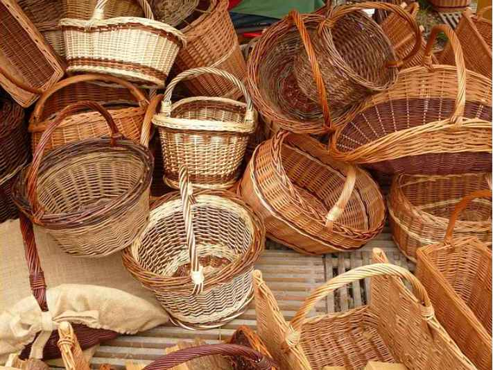 Consejos para hacer una cesta de navidad - Cestas decorativas ...