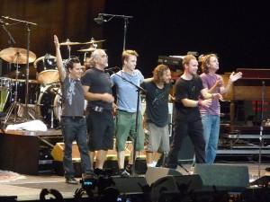 Pearl Jam, banda en activo del movimiento Grunge Photo by Paul