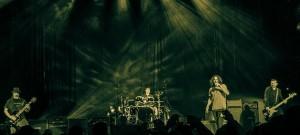 Soundgarden presentando King Animal en el Teatro Paramount. Photo by David Lee