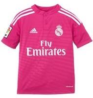 Camiseta rosa Real Madrid