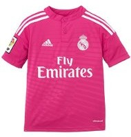Camiseta rosa Real Madrid