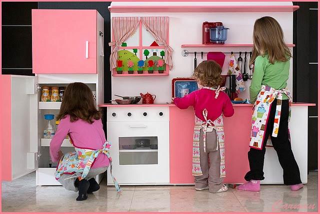 5 cocinitas de juguete ¡que parecen de verdad!