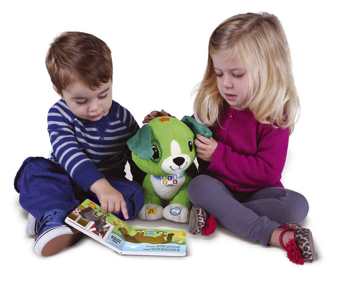 Leapfrog: análisis del juguete educativo Scout Lee y Juega Conmigo