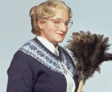 Señora Doubtfire, una de las películas clásicas con Robin Williams