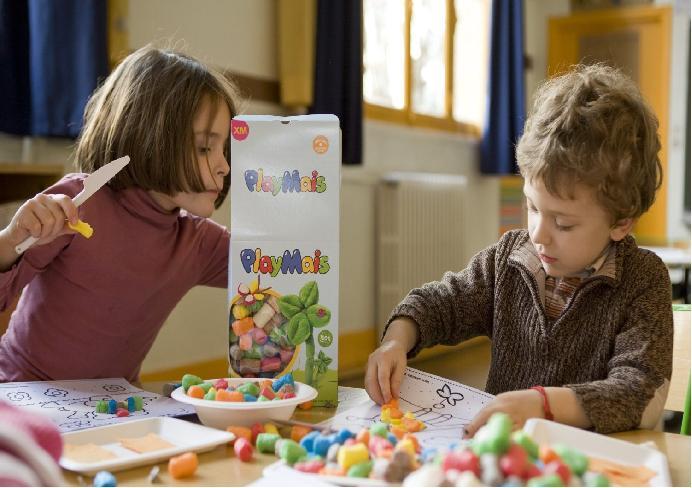Juguetes que enseñan a los niños a aprender
