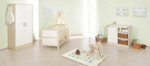 Lo necesario para la primera habitación de tu hijo