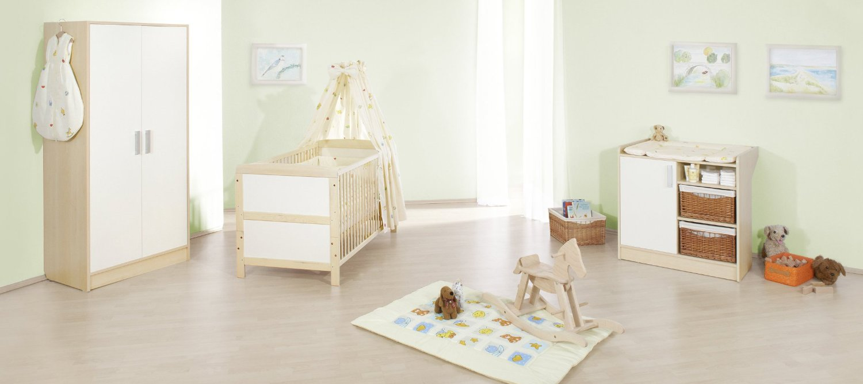 La mejor habitación infantil, desde la cuna hasta la primera cama