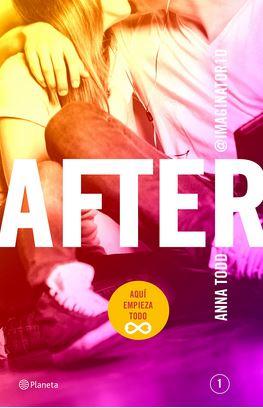 AFTER: la novela romántica que está revolucionando las lecturas online.