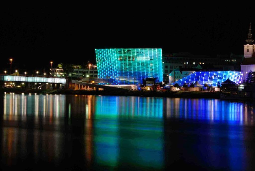 Contaminación lumínica, una amenaza para las ciudades y el medio ambiente