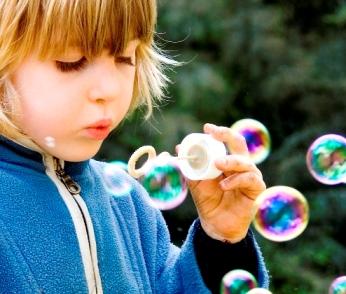 Cosmética  infantil, diversión y cuidados