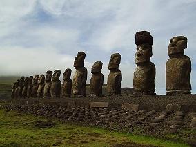 Isla de Pascua, el ombligo del mundo