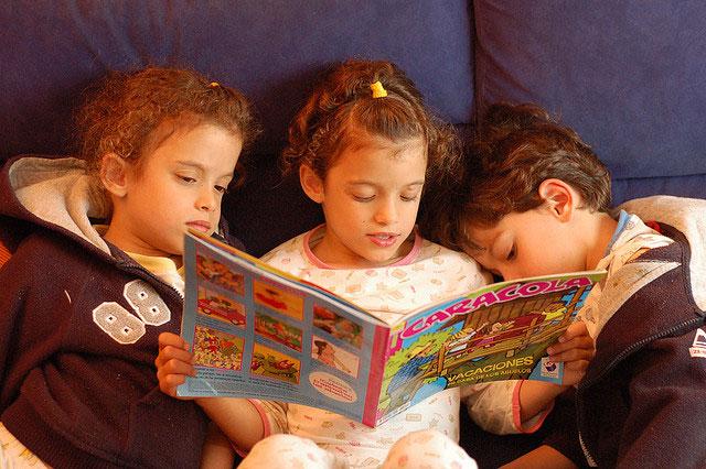 Cómo elegir libros infantiles por edades