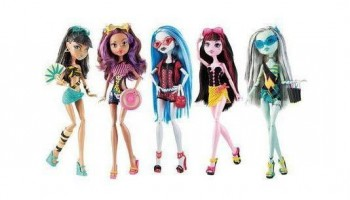 muñecas-monster-high