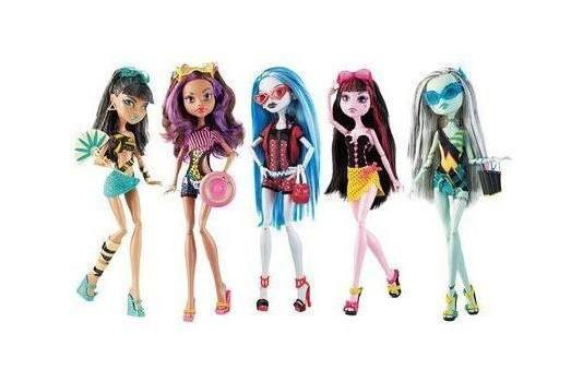 muñecas-monster-high