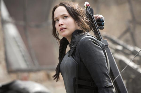 """Crítica de """"Los juegos del hambre: Sinsajo (parte 1)"""", con Jennifer Lawrence"""