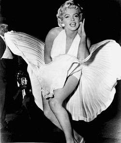 Breve reseña de la vida de Marilyn Monroe