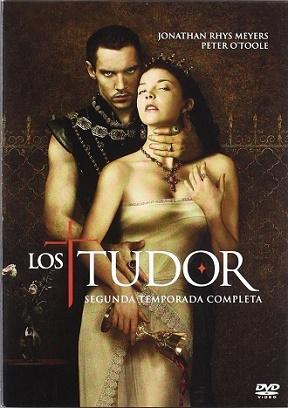 Los Tudor, serie en DVD o Blu-ray para regalar