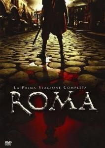 Roma, la serie. Portada en Amazon