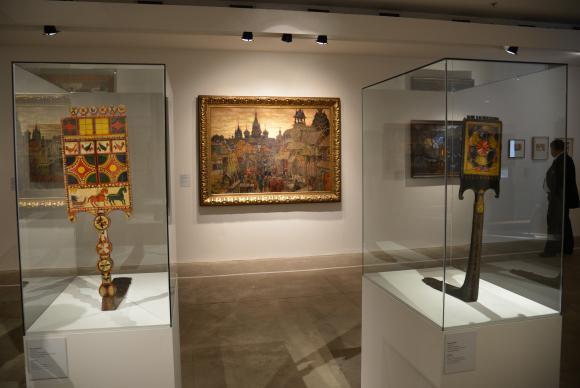 Cepas del pensamiento de Kandinsky en Brasil