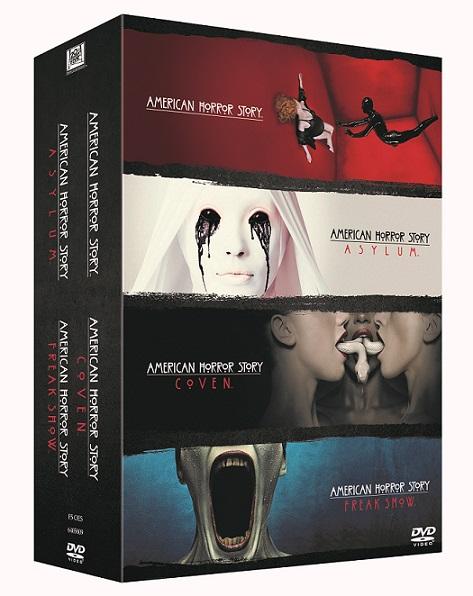 American Horror Story, terror en estado puro
