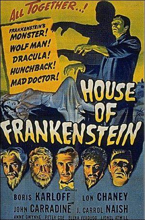 La mansión de Frankenstein (1944), de Erle C. Kenton