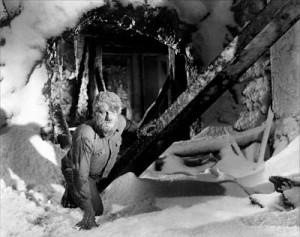 Lon Chaney Jr. como el hombre lobo - Imagen by Universal Pictures