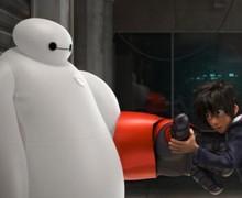 """""""Big Hero 6"""", filme de Navidad de la factoría Disney"""