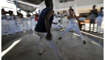 Capoeira – Foto de la Agencia Brasil (EBC)