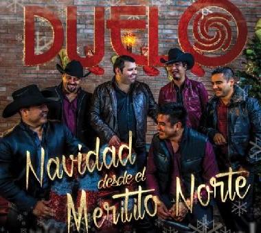 """Lanzamiento del disco """"Navidad desde el Meritito Norte"""" de Duelo"""