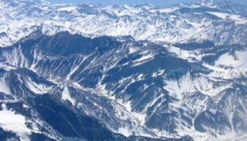 Cordillera de Los Andes, Chile