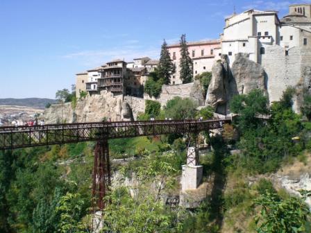 Cinco imperdibles de Cuenca, España