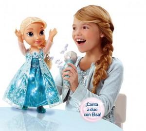Elsa canta conmigo ofertas