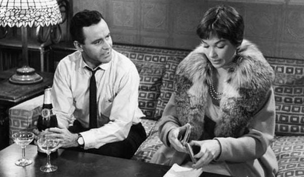 """Fotograma de la película """"El apartamento"""", de Billy Wilder"""