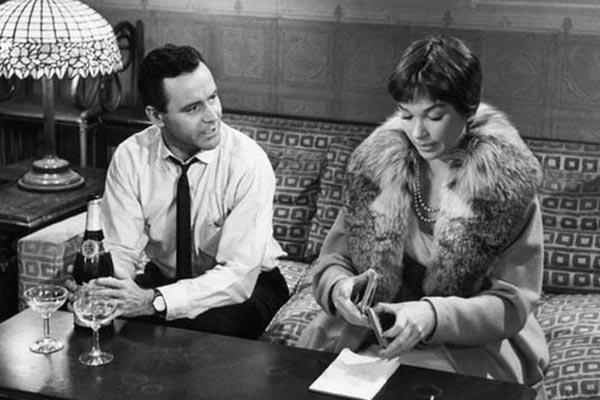 """""""El apartamento"""", comedia agridulce de Billy Wilder"""