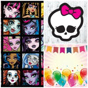 FIESTA MONSTER HIGH