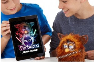 Furbacca Star Wars se maneja con una aplicación