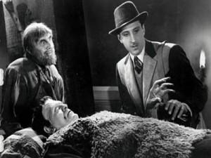 Lugosi, Karloff y Rathbone - Imagen by Universal Pictures
