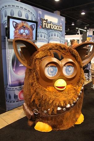 Furbacca y Furby Boom, el mejor juguete para regalar
