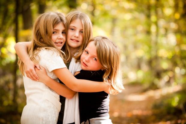 El cuidado de la piel en los niños