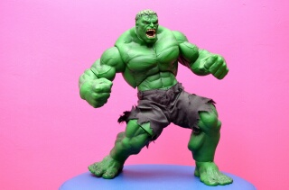 En navidad regala figuras de superhéroes de Marvel, DC Comics o similares, acertarás