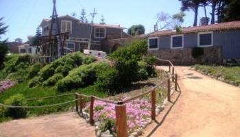 La casa de Neruda en Isla Negra, Chile. Imagen by: JBR
