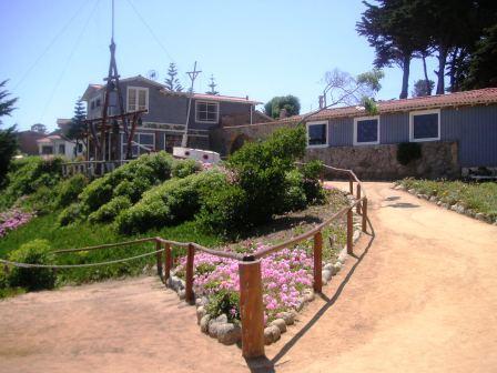 Un paseo por las casas de Pablo Neruda en Chile
