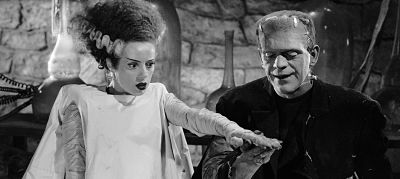 La novia de Frankenstein (1935), de James Whale