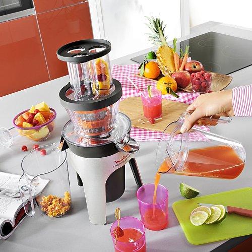 Zumo o jugo de frutas y verduras con todos sus nutrientes