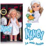 Muñecas Nancy de Famosa, ¡regala la muñeca más bonita de esta Navidad!
