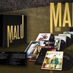 """""""Todo"""", el nuevo disco recopilatorio de Malú"""